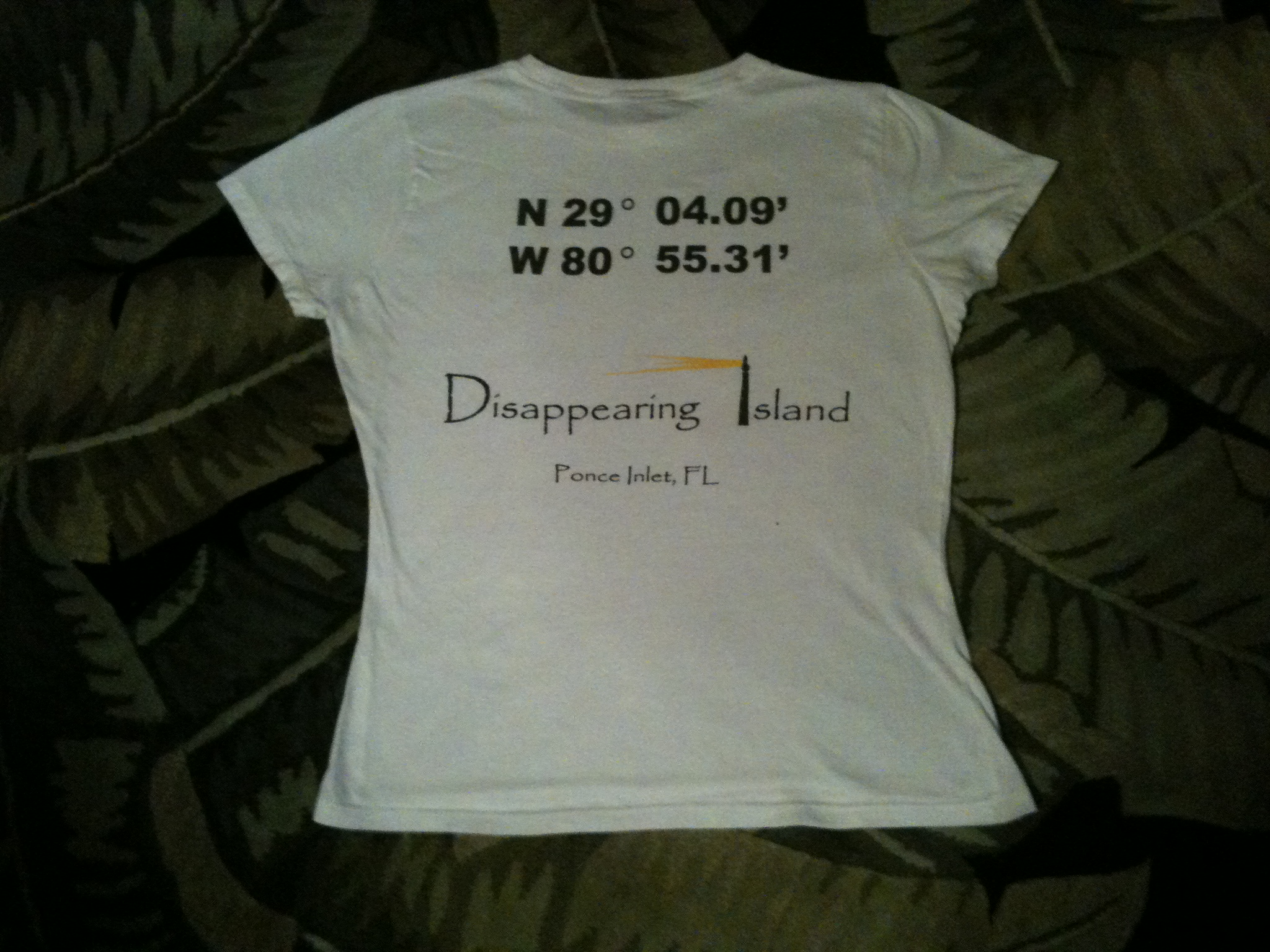 Bob's Discount Marine Supply - Disappearing Island T-Shirt